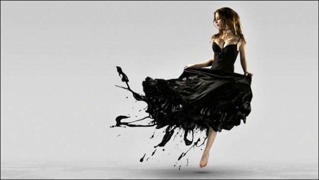 """Thiếu nữ trong bộ váy """"hư ảo"""" (15)"""