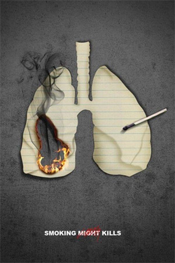 Những poster phòng chống thuốc lá ấn tượng - http://nhungdieuthuvi.com/ (14)