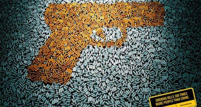Những poster phòng chống thuốc lá ấn tượng - http://nhungdieuthuvi.com/ (12)