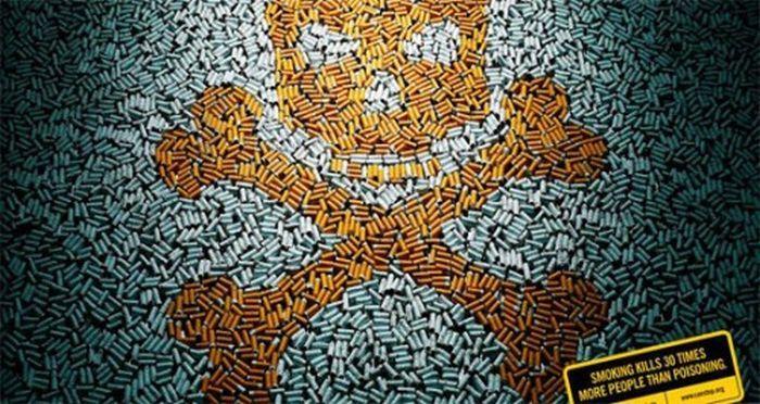 Những poster phòng chống thuốc lá ấn tượng - http://nhungdieuthuvi.com/ (10)