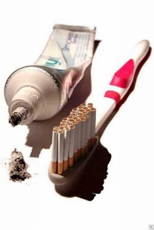 Những poster phòng chống thuốc lá ấn tượng - http://nhungdieuthuvi.com/ (8)