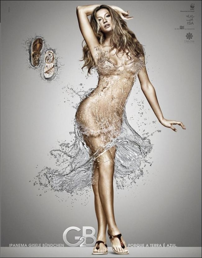 """Thiếu nữ trong bộ váy """"hư ảo"""" (1)"""
