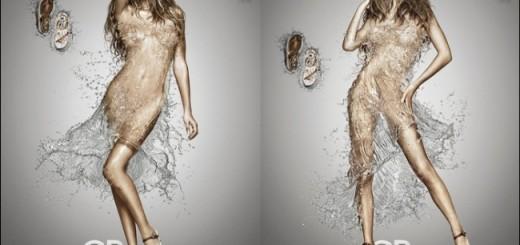 """Thiếu nữ trong bộ váy """"hư ảo"""" (19)"""