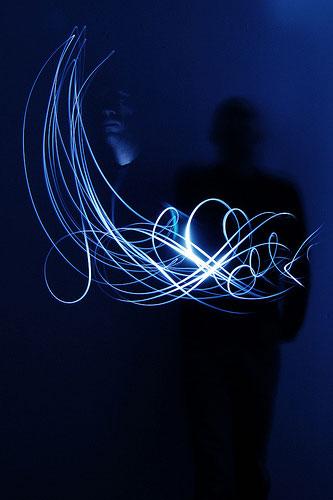 """Ngoạn mục """"vẽ tranh bằng ánh sáng"""" (10)"""