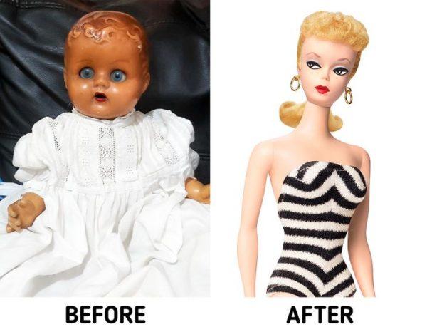 Barbie đã giúp thay đổi thế giới như thế nào
