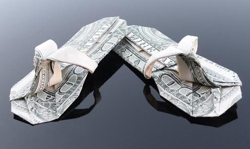 Origami - Những cách gấp tiền sáng tạo (8)