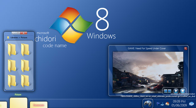 Code names Windows 8