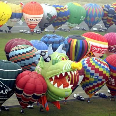 Ballonair- Kỷ lục khinh khi cầu