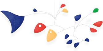 Logo Google 22-07-2011: kỷ niệm 113 năm ngày sinh Alexander Calder
