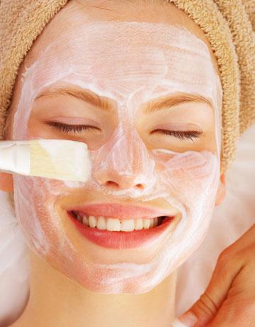 Spa Resort - Chăm sóc làm đẹp da với sữa chua