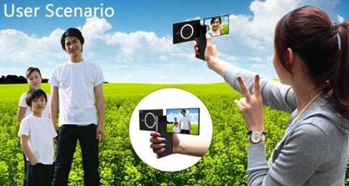 Ý tưởng máy ảnh hai ống kính
