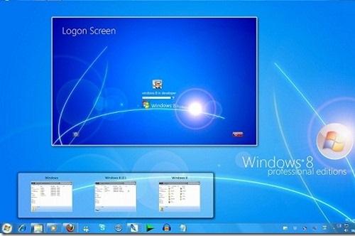 Microsoft: Windows 8 sẽ là cuộc cách mạng giống như Win 95   Window 8 se la cuoc cach mang nhu window 95