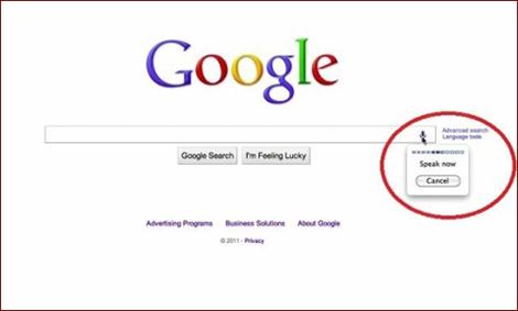 Google - Mẹo tìm kiếm mới