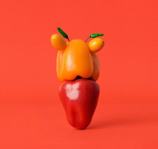 Thế giới thức ăn kì thú | Thú vị (8)