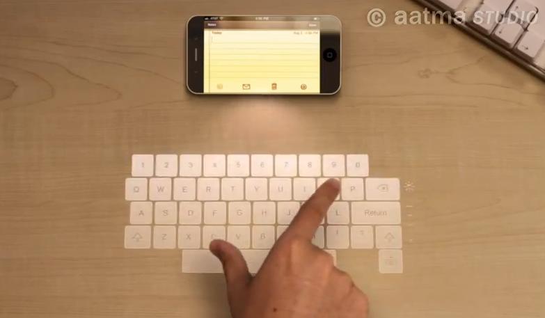 [Video] Độc đáo iPhone 5 qua trí tưởng tượng