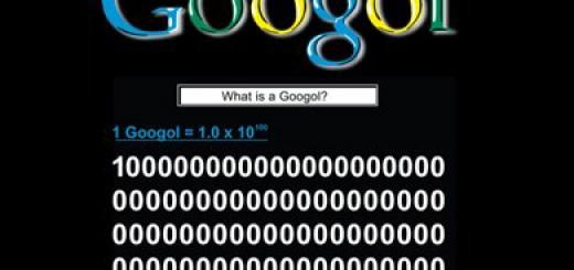 googol - google