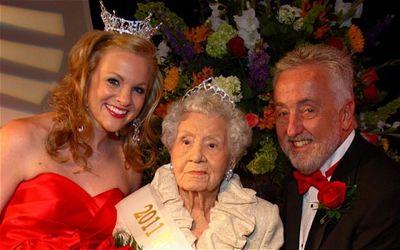 Nữ hoàng sắc đẹp 100 tuổi