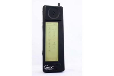 IBM Simon, chiếc smartphone với màn hình cảm ứng đầu tiên trên thế giới
