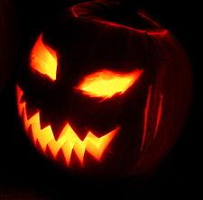Biểu tượng của Halloween là quả bí ngô khoét theo hình khuôn mặt kinh dị