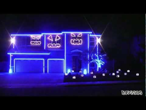 [Video] Halloween Light Show 2011 - Party Rock Anthem