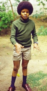 Michael Jackson năm 9 tuổi