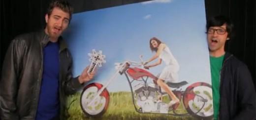 [Video] Sự kỳ diệu của photoshop !