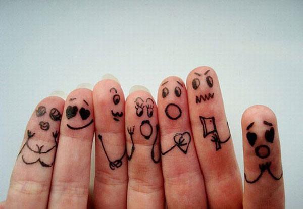 Finger-Figures, amazing-finger-art, sang tao, ngon tay, ngo nghinh, thu vi