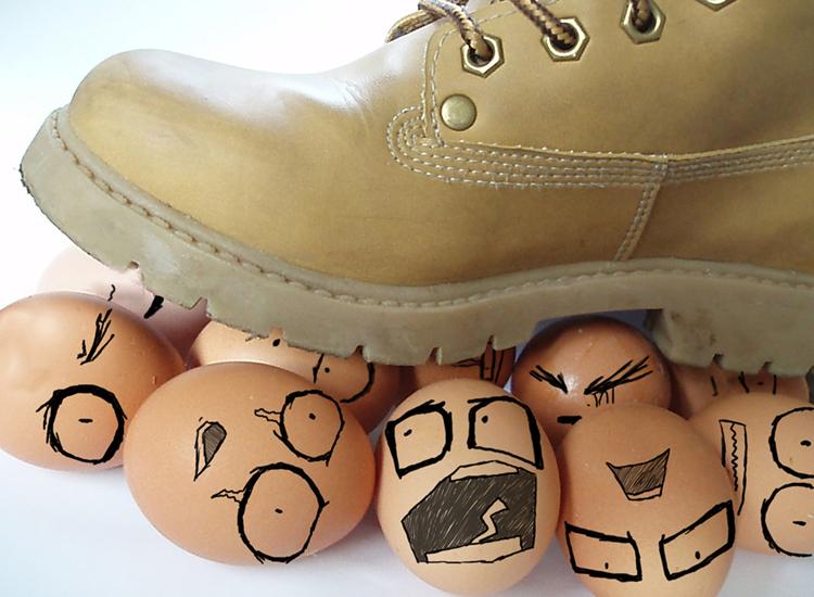 Những bức ảnh trang trí trứng vui nhộn   trung ga, trang tri trung, tac pham, sang tao, sáng tạo, ngộ nghĩnh, ngo nghinh, doc dao, độc đáo, thu vi, thú vị, anh vui trung   anh vui cuoi (7)