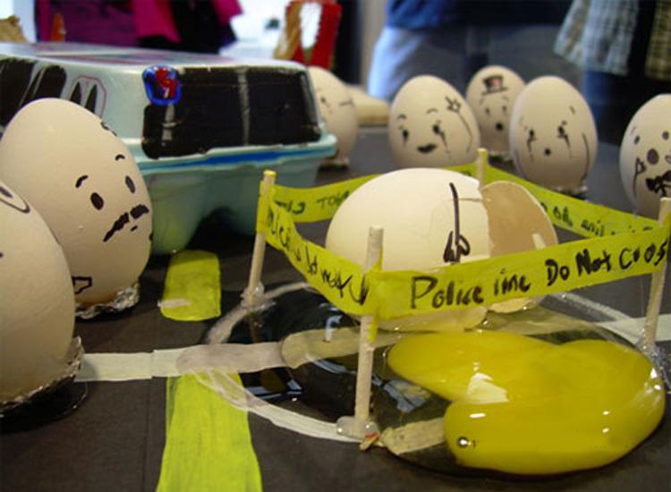 Những bức ảnh trang trí trứng vui nhộn | trung ga, trang tri trung, tac pham, sang tao, sáng tạo, ngộ nghĩnh, ngo nghinh, doc dao, độc đáo, thu vi, thú vị, anh vui trung | anh vui cuoi (6)