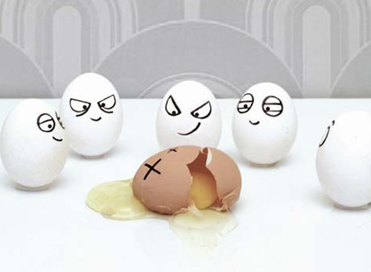 Những bức ảnh trang trí trứng vui nhộn | trung ga, trang tri trung, tac pham, sang tao, sáng tạo, ngộ nghĩnh, ngo nghinh, doc dao, độc đáo, thu vi, thú vị, anh vui trung | anh vui cuoi (2)
