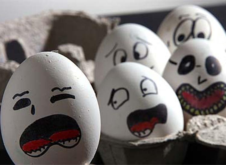 Những bức ảnh trang trí trứng vui nhộn | trung ga, trang tri trung, tac pham, sang tao, sáng tạo, ngộ nghĩnh, ngo nghinh, doc dao, độc đáo, thu vi, thú vị, anh vui trung | anh vui cuoi (15)