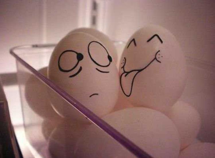 Những bức ảnh trang trí trứng vui nhộn   trung ga, trang tri trung, tac pham, sang tao, sáng tạo, ngộ nghĩnh, ngo nghinh, doc dao, độc đáo, thu vi, thú vị, anh vui trung   anh vui cuoi (14)