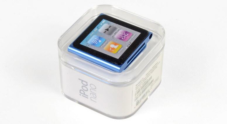 [iFixit] Phẫu thuật iPod nano thế hệ 7 | Ipod nano gen 7 | IPod Touch | Apple