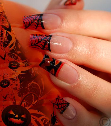 nail, kinh di, mong tay, halloween, le hoi halloween, (5)