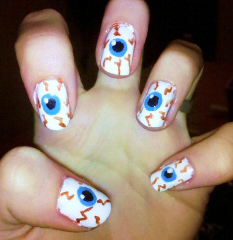 nail, kinh di, mong tay, halloween, le hoi halloween, (16)