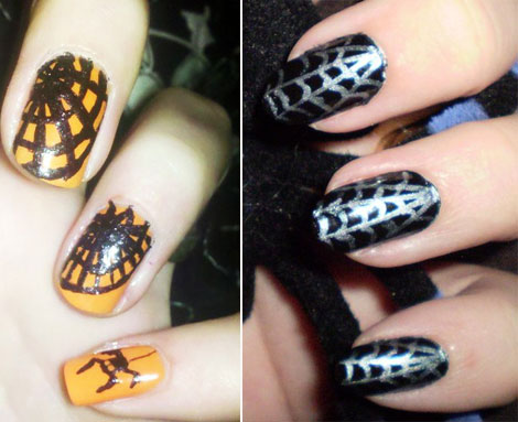 nail, kinh di, mong tay, halloween, le hoi halloween, (14)
