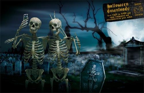 Những Poster quảng cáo Halloween cực ấn tượng | le hoi hoa trang, halloween, le hoi halloween, thu vi, halloween 2011, anh quang cao, anh doc dao, poster quang cao, an tuong, an theo halloween, quang cao an tuong, (8)