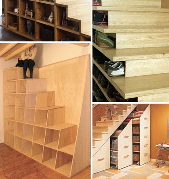 15 ý tưởng tận dụng không gian gầm cầu thang | sang tao | tan dung khong gian song (4)