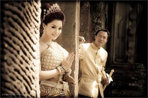 Bí mật thú vị về đám cưới Vũ Thu Phương