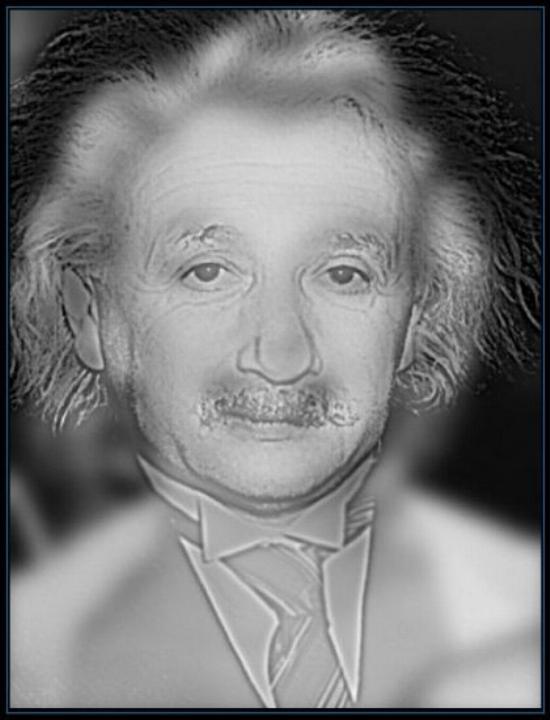Ảnh độc đáo: khuôn mặt hai... trong 1
