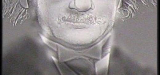 Ảnh độc đáo: khuôn mặt hai... trong 1 - Nhungdieuthuvi.com | anh doc dao | hai trong mot | khuon mat | harry porter | Albert Einstein