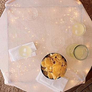 15 cách trang trí đèn cho đêm Noel | trang tri den | den noel | den giang sinh | den trang tri tet (15)