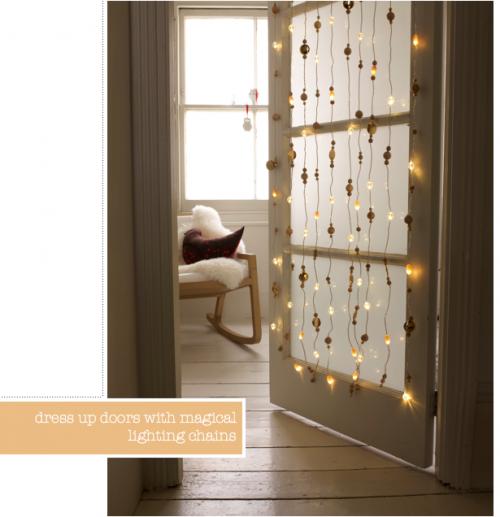 15 cách trang trí đèn cho đêm Noel | trang tri den | den noel | den giang sinh | den trang tri tet (14)