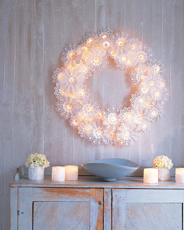 15 cách trang trí đèn cho đêm Noel | trang tri den | den noel | den giang sinh | den trang tri tet (1)