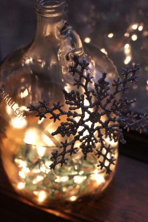 15 cách trang trí đèn cho đêm Noel | trang tri den | den noel | den giang sinh | den trang tri tet (7)