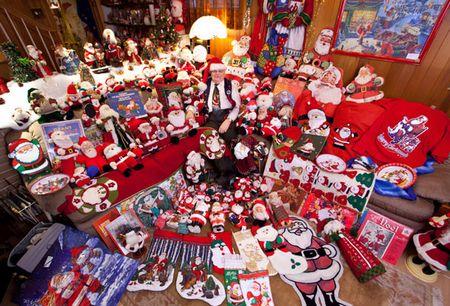 Bộ sưu tập Noel lớn nhất