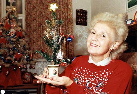 cây thông Noel lâu đời nhất, được mua năm 1886