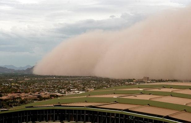 Ảnh thời tiết ấn tượng nhất năm 2011 (9)