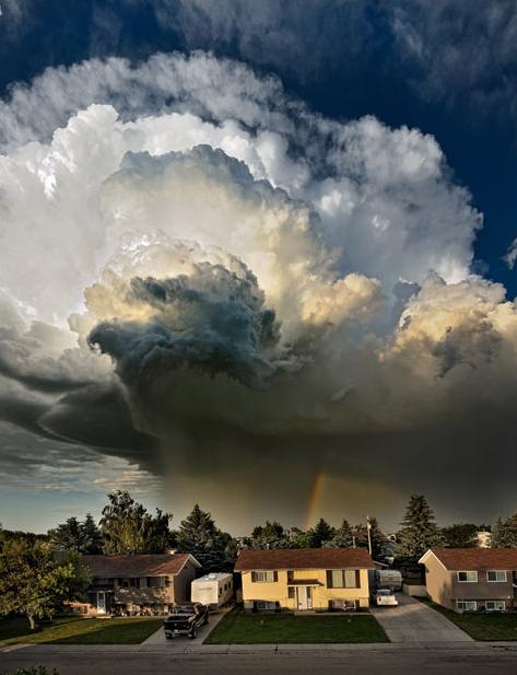 Ảnh thời tiết ấn tượng nhất năm 2011 (8)