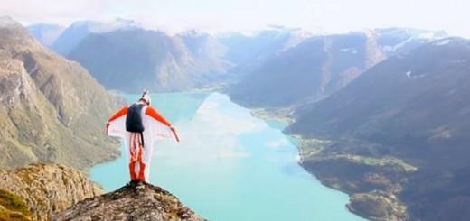 """[Video] """"siêu nhân"""" bay nhanh nhất thế giới"""